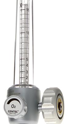 Oxygen Flowmeter with SIS