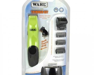 WAHL PET TRIMMER 'TOUCH UP'