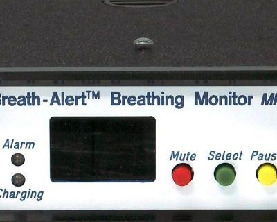 BREATH-ALERT BREATHING MONITOR