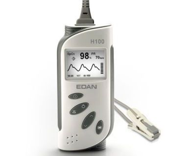 Edan VE-H100B Veterinary Pulse Oximeter