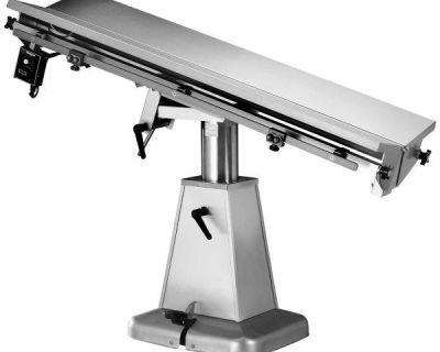 Shor-Line Operating Table V/T Heat Shor-line