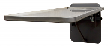 Shor-Line Wall Mount Folding Table
