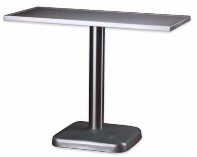 Pedestal Base Exam/Treatment Table