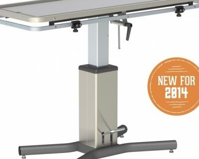 Continuum Flat Top Surgery Table