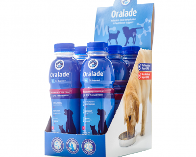 Oralade GI Support 500ml 6/Pack
