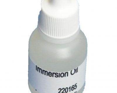 MICROSCOPE IMMERSION OIL 17mL