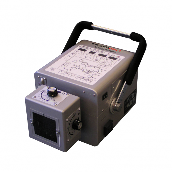 Atomscope HF200A Gen2 with Communications X-Ray Unit