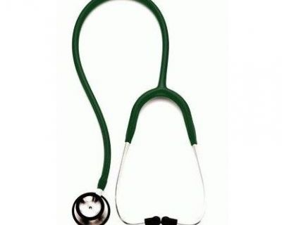 WELCH ALLYN STETHOSCOPE PROFESSIONAL GREEN