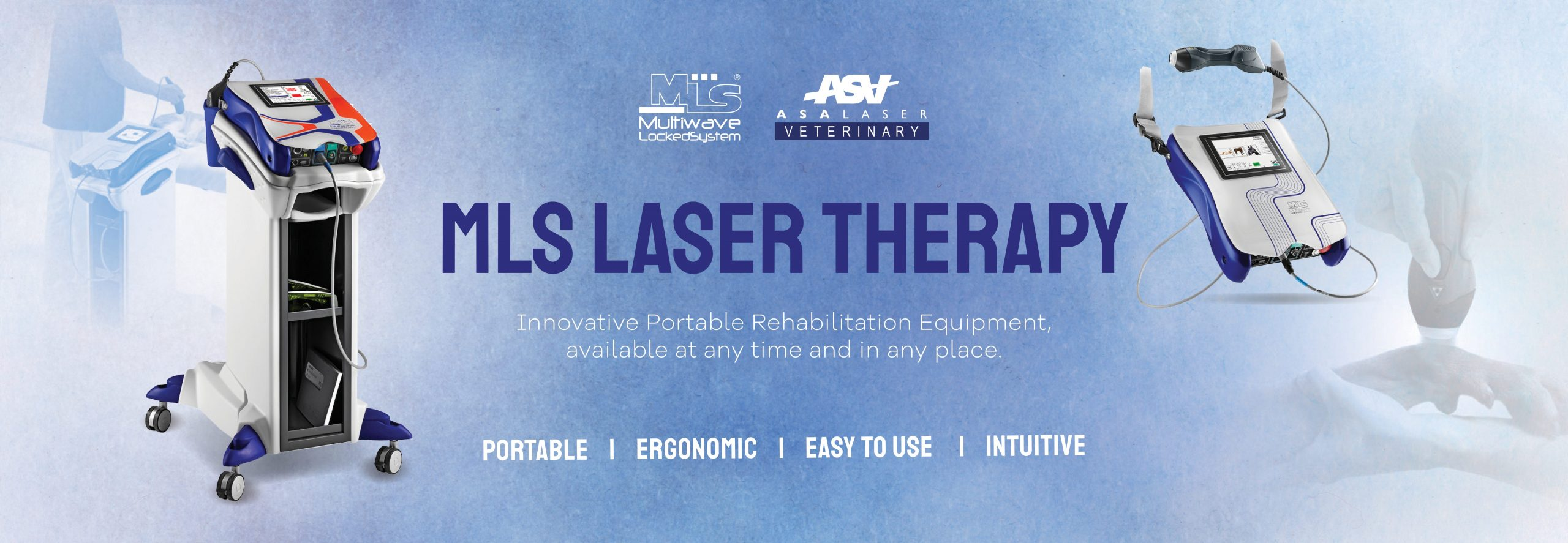 MLS Veterinary Laser