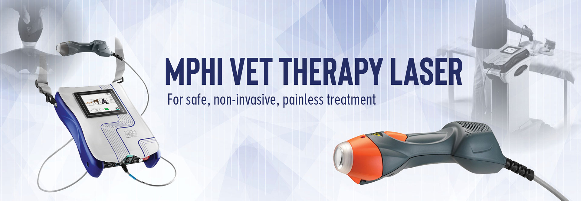 MPHI Vet Therapy Lasers