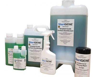 SteriGene Green