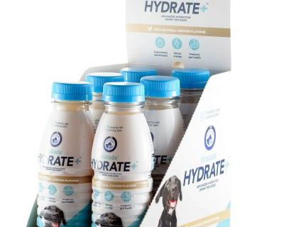 Oralade Hydrate+ Dog 400ml 6/Pack